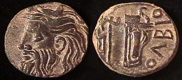 Olbia coins part one.